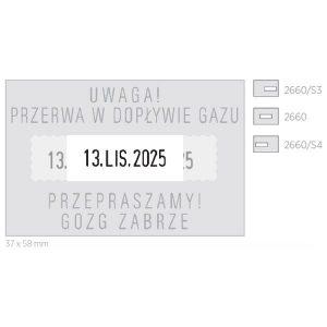 Colop Classic 2660