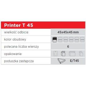 Colop Printer T 45