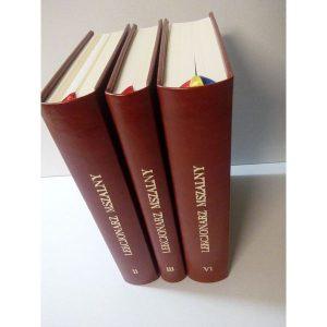 Oprawa introligatorska – książki