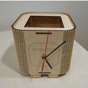 Organizer z zegarem (model A551)