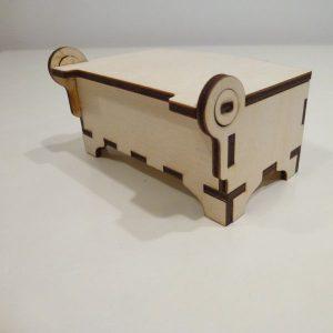 Pudełko na prezent (model A506)