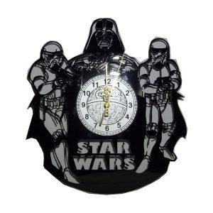 """Zegar ścienny """"Gwiezdne Wojny"""" (model G-Z-001)"""