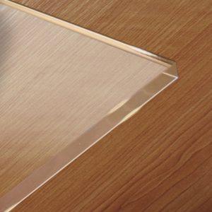 Plexi pod szyld – bezbarwna – 4 mm