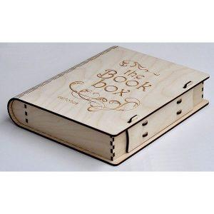 Pudełko książka oryginalne opakowanie na prezent (model A501)