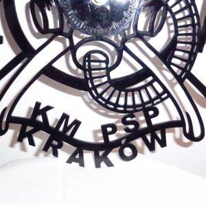"""Zegar ścienny """"Strażak"""" (model G-Z-005)"""